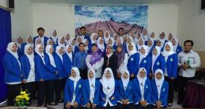 Mahasiswa Gizi Kunjungan Ke BP2GAKI Magelang