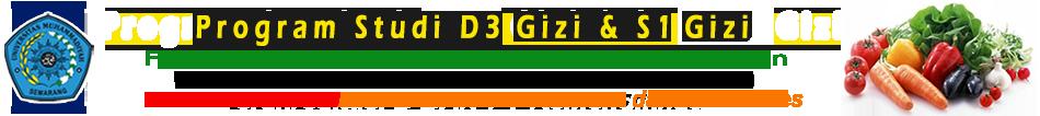 Prodi D3 Gizi & S1 Gizi