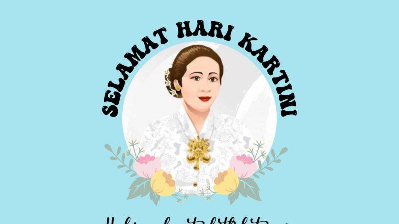 Selamat Hari Kartini 21 April 2021