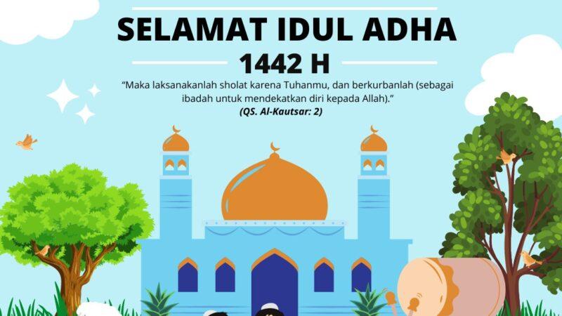 Selamat Hari Raya Idul Adha 1443 H